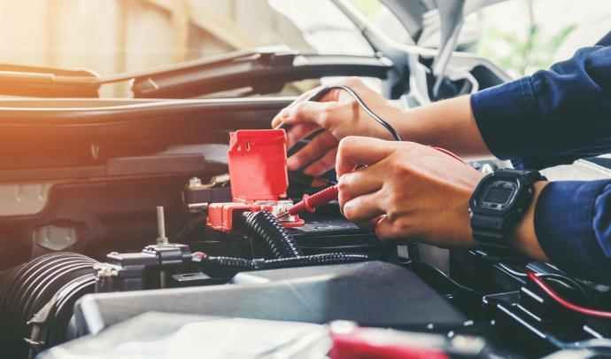 garder voiture en bon état