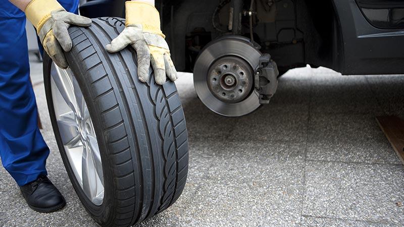 garantir la sécurité de vos pneus en trois étapes faciles