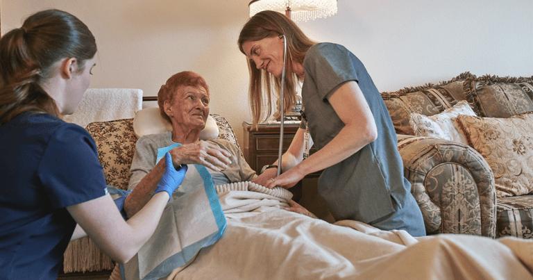 Conseils de soins pour les infirmières en santé à domicile
