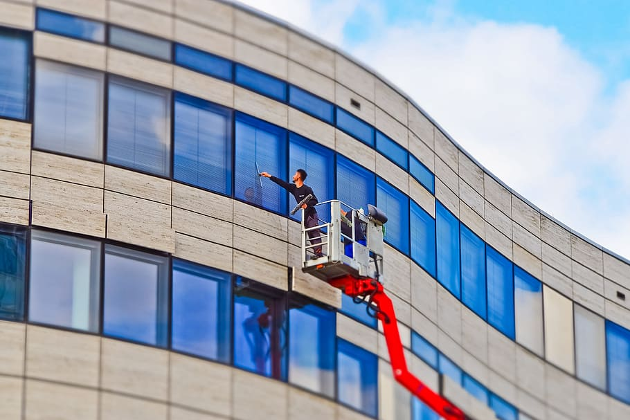 les travaux de ravalement de façade