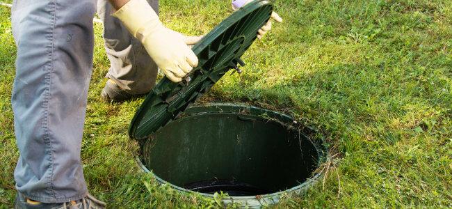 Comment réparer une fuite de fosse septique