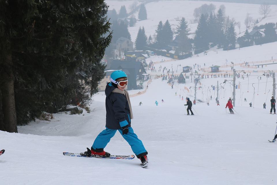 Quelques conseils pour partir au ski avec les enfants