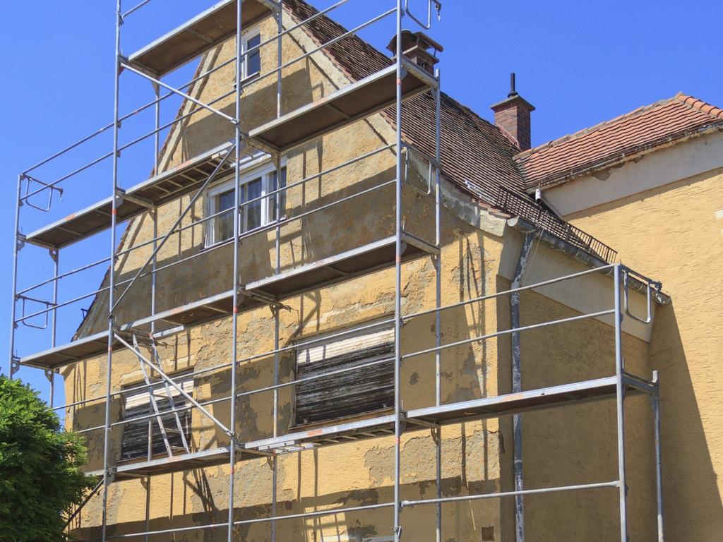 Tout savoir sur le ravalement de la façade