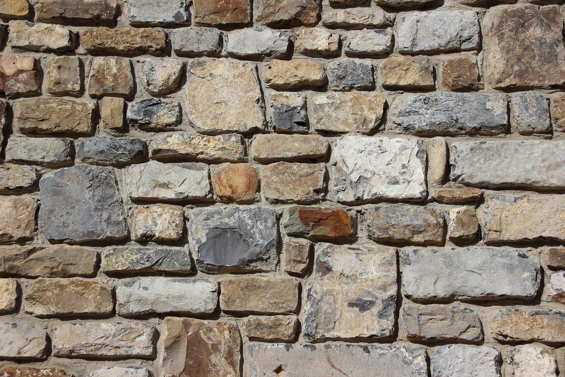 muret pierre naturelle