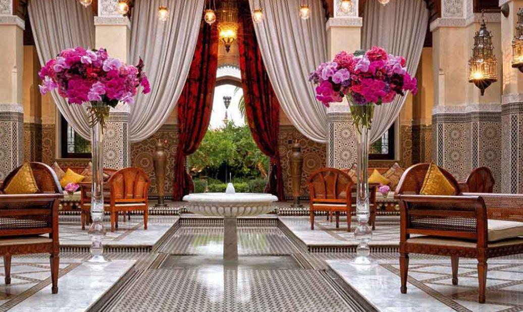 Les hébergements sont nombreux au Maroc mais réserver dans un palace à Marrakech est la promesse de vacances de rêve.