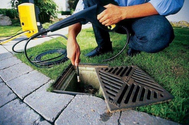 Que faire en cas de canalisation d'égout bouchée